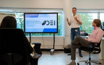 Verslag ideation sessie FinTech werkgroep DiD management. Locatie: de Volksbank, Utrecht (4/9/2020)
